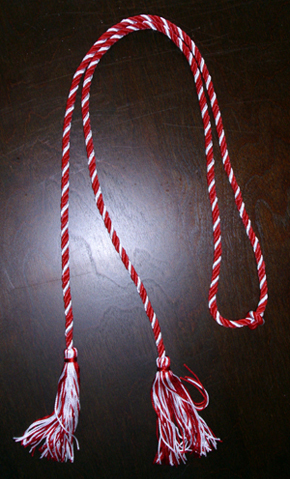 Graduation Honor Cord